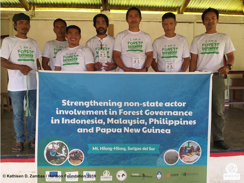 Forest Governance Project or FoGoP - The Haribon Foundation